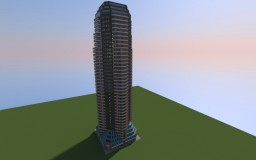 Figueroa at Wilshire Tower Minecraft