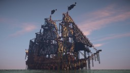 Flying Dutchman (adding video) Minecraft Map & Project
