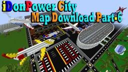 Minecraft iDonPower City Map Download Part-6 Minecraft Map & Project