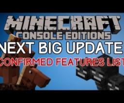 Xbox/Ps3/4 Minecraft Update Minecraft Blog Post