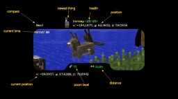 [1.7.10/1.8/1.9.4/1.10.2][Forge] Binocular Minecraft Mod