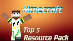Minecraft 1.8 - Top 5 Resource Pack