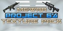 MC-War PROJECT 64 v1.0