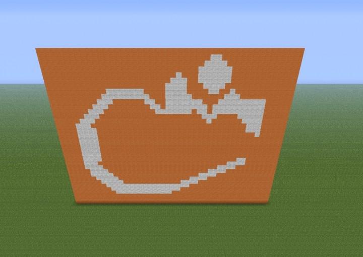 Mojang LOGO Minecraft Project