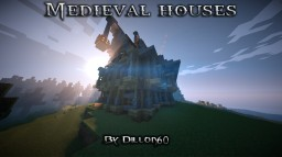 Medieval Structures By dillon60 Minecraft Map & Project