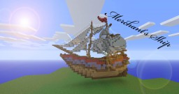 [Old] Merchant Ship Minecraft Project