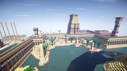 Ancient Egypt -Updated By Xmatron- Minecraft Texture Pack