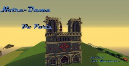 paris from assassin's creed unity (1023x1050) Minecraft Map & Project