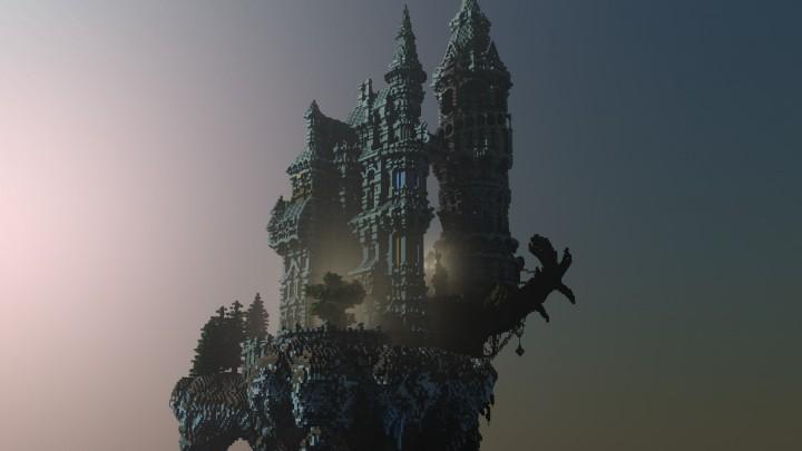 pbspawn48472346 [1.8] Citadel of Pandora Map Download
