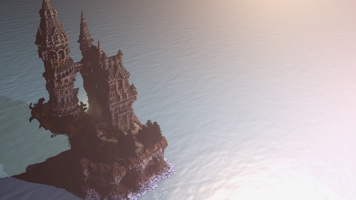 pbspawn8472111 [1.8] Citadel of Pandora Map Download