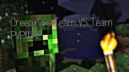 Team VS Team PVP Map Minecraft Project
