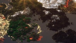 Ythanica: 5K Fantasy Landscape Minecraft Map & Project