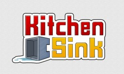 ★ Kitchen Sink ★ Silly and Fun ★ Original Minigame ★ Unique Gameplay ★ Minecraft Server
