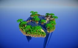 Plane Crash Cove - PvP Map