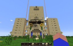 The Sunflower Resort Minecraft