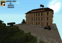 Braune Haus in Munich, Bavaria (TMW's German Historical Builds) Minecraft Map & Project