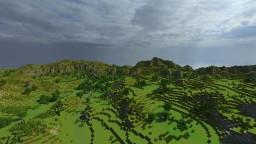 A Little Present: Procedural Hills - Landscape Minecraft Project
