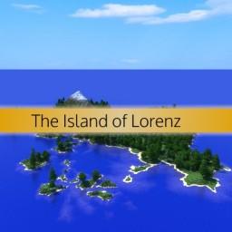 The Island of Lorenz - Custom Map [1.7 - 1.8.1] Minecraft Map & Project