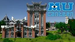 MU canteen Minecraft Map & Project