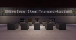 [1.7.10] [Forge] Wireless Item Passaging [JamOOJam Alpha] Minecraft Mod