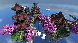 Isles of Rosea Minecraft Map & Project