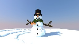 Snowman I Christmas Special! I DOWNLOAD! Minecraft Map & Project