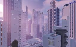 New Light City Beta™ Minecraft Map & Project
