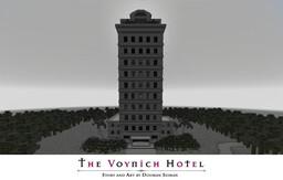 The Voynich Hotel - ヴォイニッチホテル Minecraft Map & Project