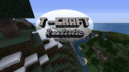 T-Craft Realistic 64x64 Minecraft Texture Pack