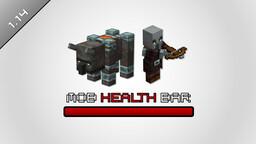 Mob Health Bar (1.14.x) Minecraft Data Pack