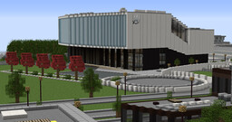New Avengers Facility Minecraft Map & Project