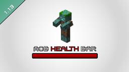 Mob Health Bar (1.13.x) Minecraft Data Pack