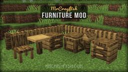MrCrayfish's Furniture Mod (Updated 2021) (1.16.5) Minecraft Mod