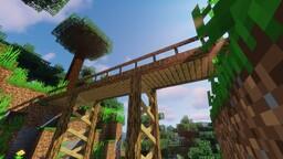 Macaw's Bridges Forge (1.16.5, 1.15.2 , 1.14.4, 1.12.2) Minecraft Mod