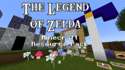 The Legend of Zelda | for 1.17.x | FEATURES OPTIFINE SUPPORT Minecraft Texture Pack