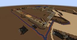 The Alamo (1836) Minecraft Map & Project