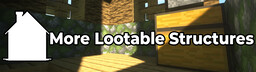 1.16.5 | More Lootable Structures Minecraft Mod