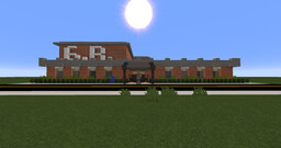 Greenwood Recording Studio (Fictional) Minecraft Map & Project