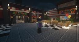 Fennec Fox Ent. Presents!! Skyler's Entertainment Valley Minecraft Map & Project
