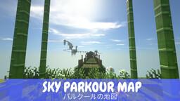 SKY PARKOUR MAP ≧◡≦ Minecraft Map & Project
