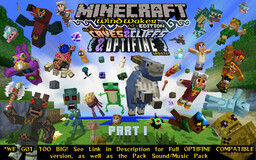 Wind Waker Edition (Optifine Compatible Version Available Separately) Minecraft Texture Pack