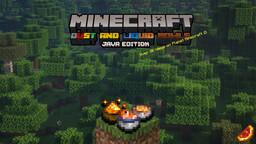 Dust & Liquid Bowls Minecraft Texture Pack