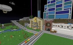 Mushroom Mall Vault Minecraft Map & Project