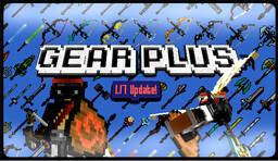 GearPlus 1.17! Minecraft Texture Pack