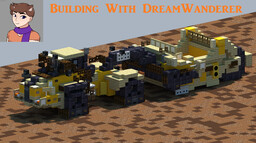 Building with Dreamwanderer: How I do my builds Minecraft Blog