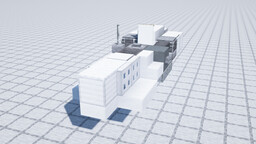 Isenthea I-2682PS Speeder Minecraft Map & Project