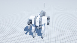 Gona B40/n Light Walker Minecraft Map & Project