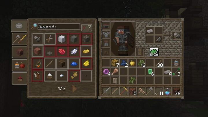 GUI Inventory