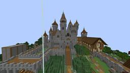Arstotzka Republic Castle Fan Made Minecraft Map & Project