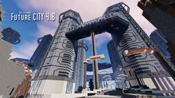 Future CITY 4.8 Minecraft Map & Project
